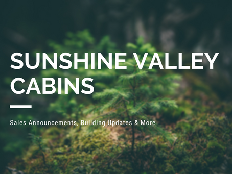 Sunshine Valley Grove Cabins to Acquire