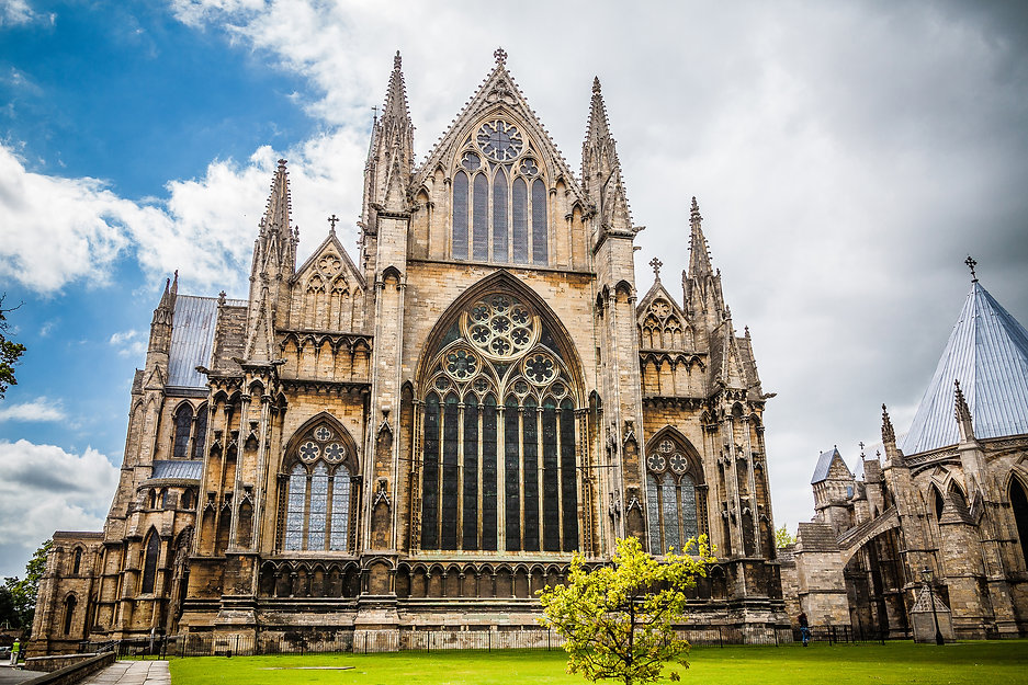 Cathedral-Lincoln-Lincolnshire-UK