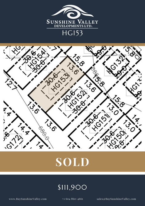 HG153 [SOLD]
