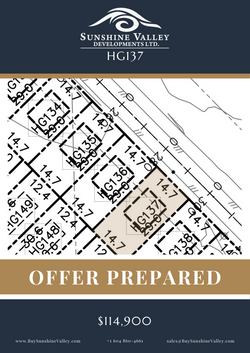 HG137 [OFFER PREPARED]