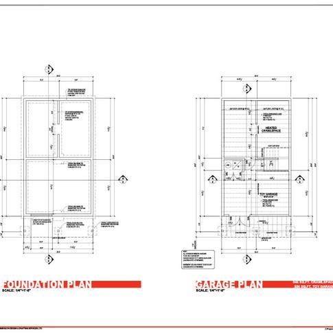 Lot 156 building plans
