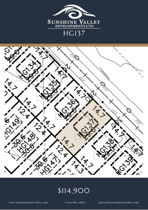 HG137 $114,900
