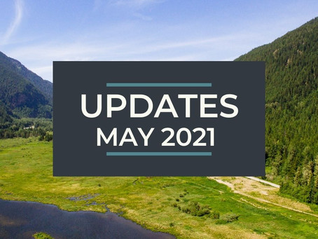 Updates - May 2021