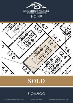 HG149 [SOLD]