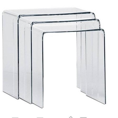Conjunto 3 mesas