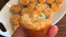 Keto Jalapeño Chedder Biscuits
