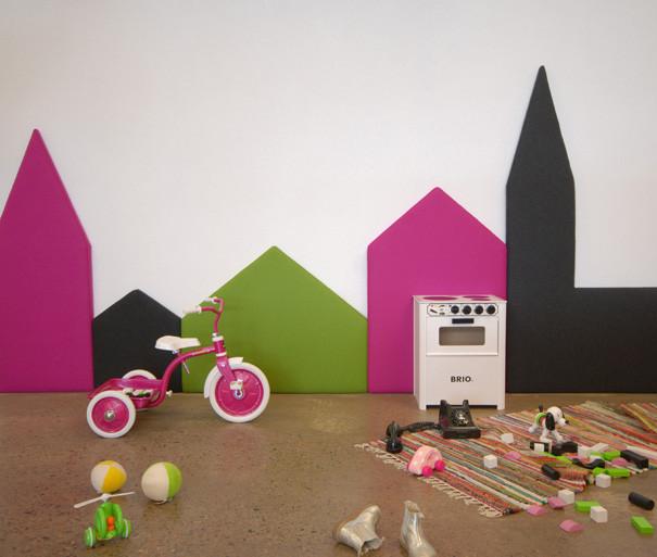 Alpha Town - akustikpaneler til børnehaver