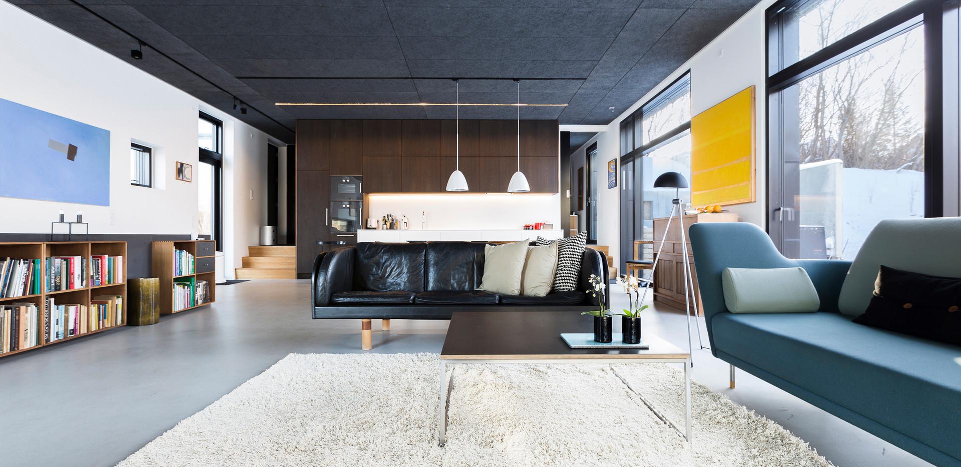TROLDTEKT – hårdfør akustikløsning til loft og væg