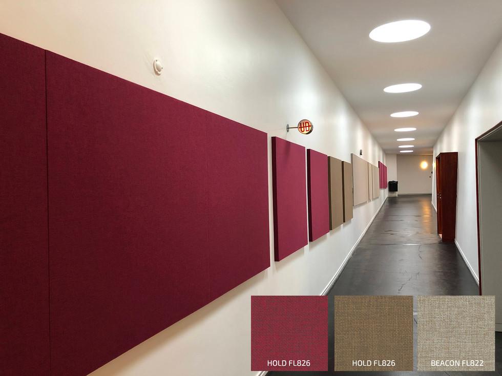 Akustikløsning til væg – Alpha TYST