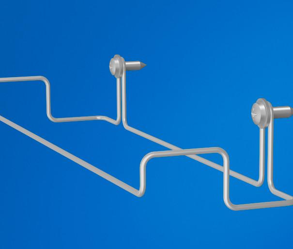 Beslag til montering af akustik