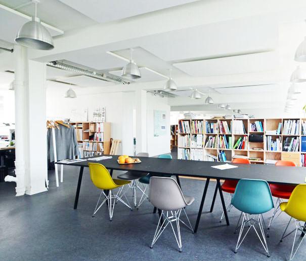 Alpha SOLO - Akustikløsning til loftet på bibliotek