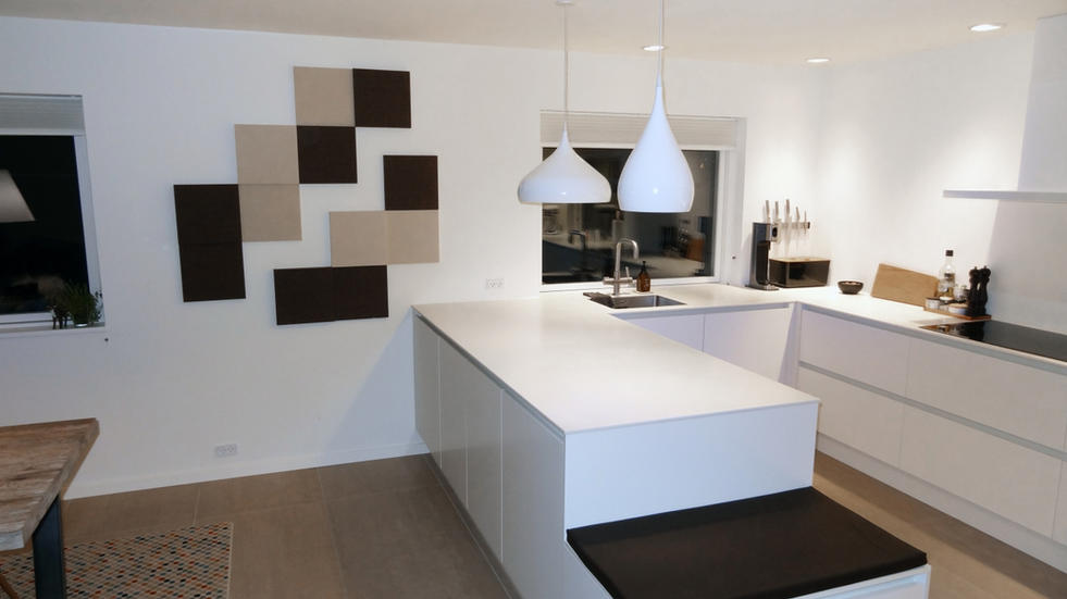 ALPHA TYST - akustik og støjdæmpning i privathjem