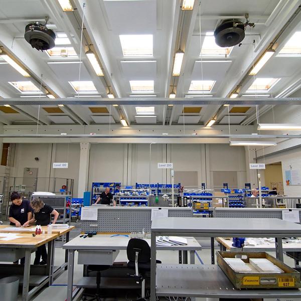 TTS INDUSTRILOFT - akustik og støjdæmpning i industrien