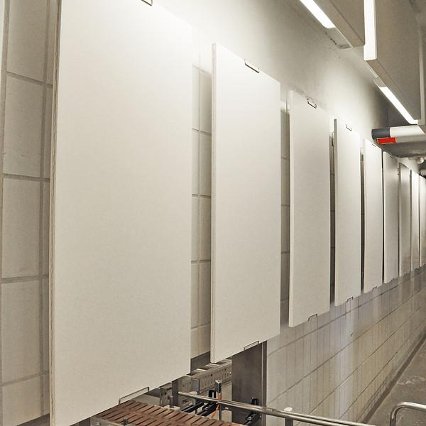 ALPHA HYGIEJNE WALL - akustik og støjdæmpning i industrien