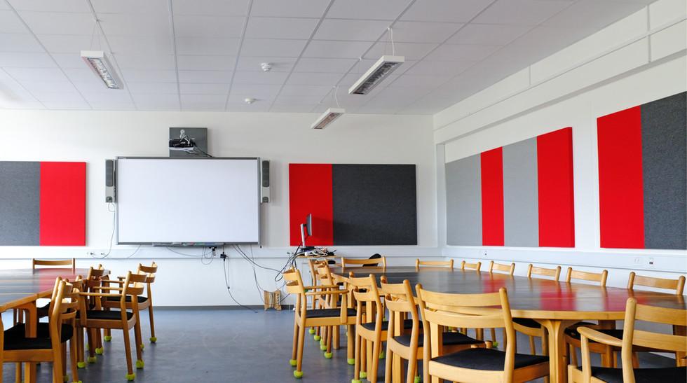 Alpha TYST i klasselokale