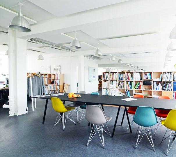 ALPHA SOLO - akustik og støjdæmpning på kontor