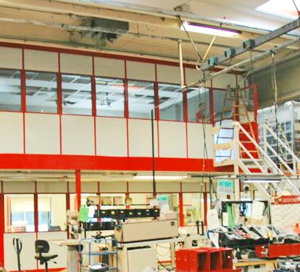 MATADOR - akustik og støjdæmpning i industrien