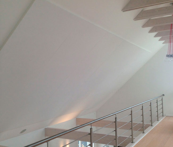 Alpha SOLO - Akustikløsning til loftet
