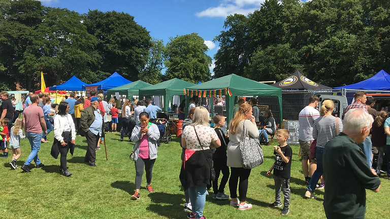 Hale Barns Carnival 2021 Business Showcase Pitch Application