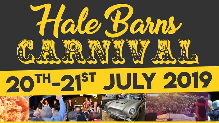 Hale Barns Carnival 2019 Gift & Craft Trade Application