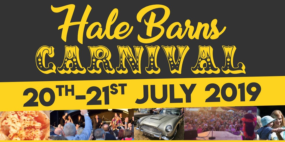 Hale Barns Carnival 2019 HOT FOOD Trade Application