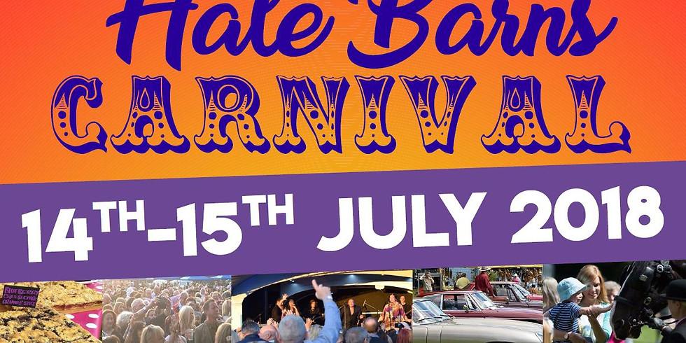 Hale Barns Carnival Trader Application