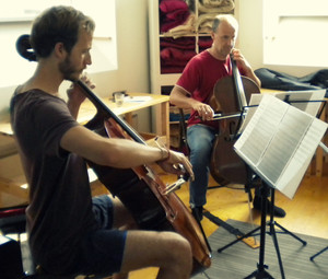 Cello meeting 27.5.2018