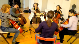 Cello meeting 29.1.2017