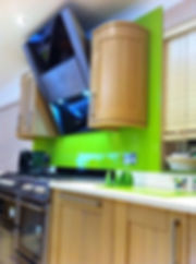 A drop of colour to your kitchen