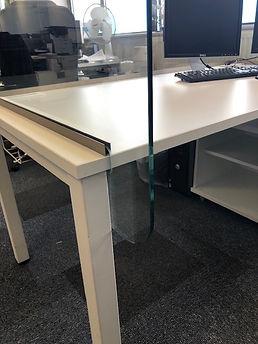Office Desk Screen Covid-19