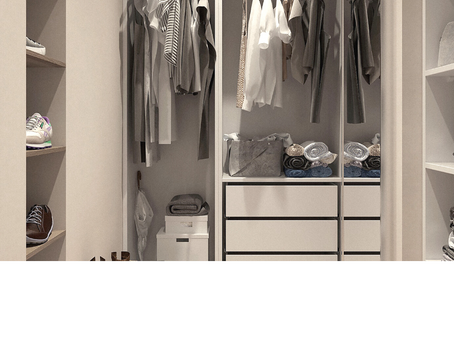 Step by Step Guide - How to Organize Your Closet