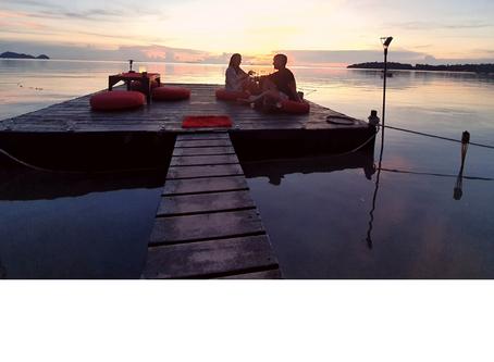 Heaven is found - Our Honeymoon in Koh-phangan