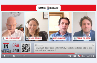 Gaming in Holland webinar report   Practical solutions for separating player funds
