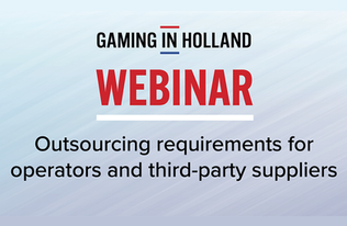 Webinar report | Outsourcing requirements for operators and third-party suppliers