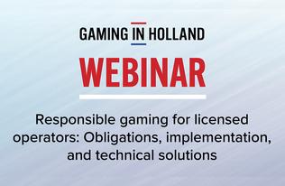 Webinar report | Responsible gaming for licensed operators