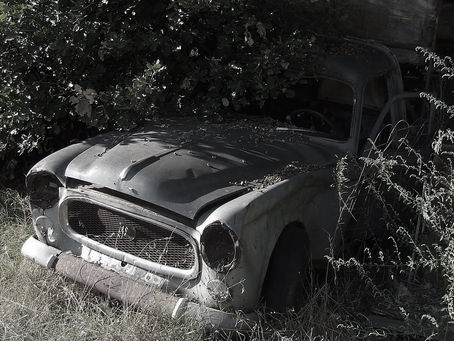 Abandoned Oldtimers