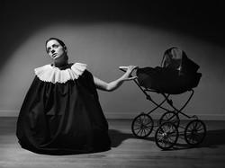 Self portrait as a mother