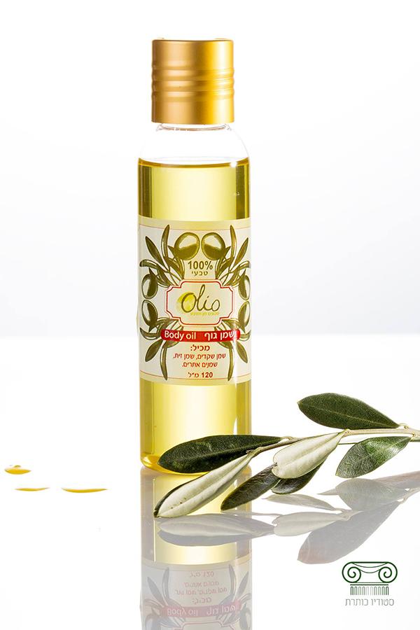 צילום מוצרים של חברת Olio|סטודיו כותרת - צילום תדמית לעסקים