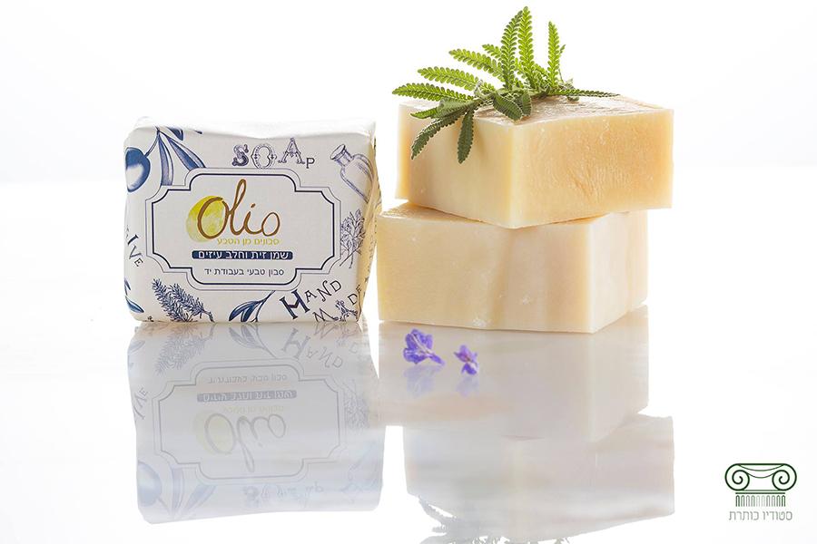 צילום מוצר לחברת Olio