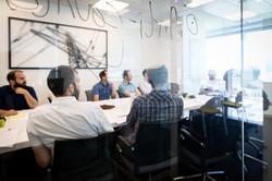 הרצאה במשרדי קבוצת פארטו  סטודיו כותרת - צילום תדמית לעסקים
