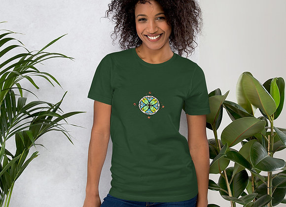 The wheel of time Short-Sleeve Unisex T-Shirt