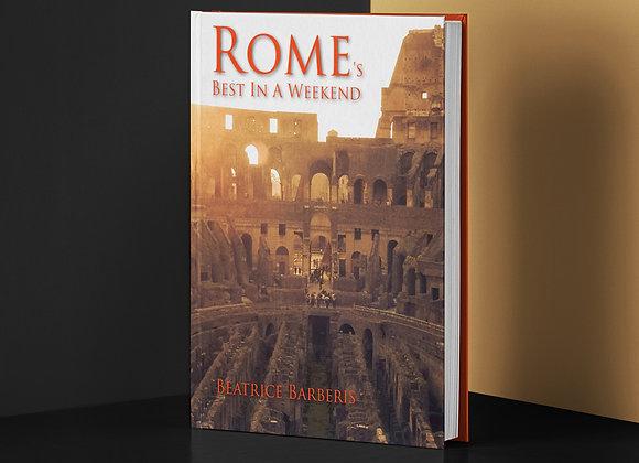 Rome's Best In A Weekend