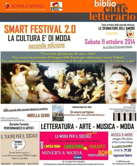 smart festival 2.0 - la cultura e' di m