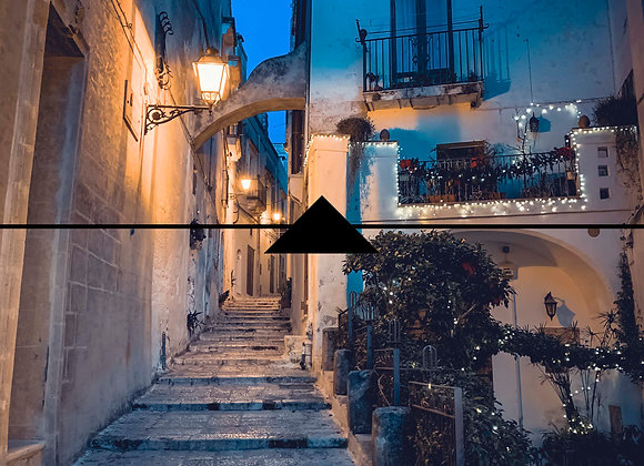 Apulian night Preset