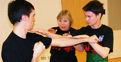 Effective and easy-to-learn self defence classes at Mousavi Martial Arts Academy, Bristol.
