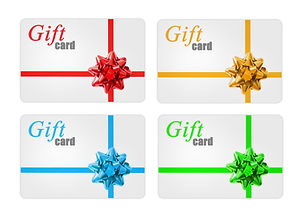 Gift cards with a  ribbon and bow.jpg