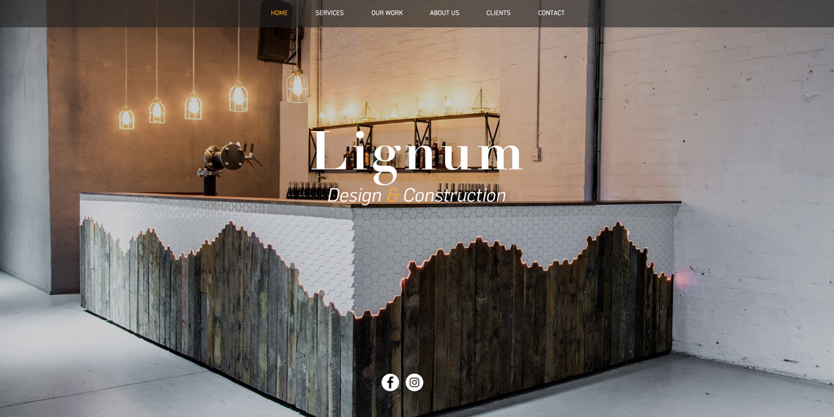 Lignum Design & Construction