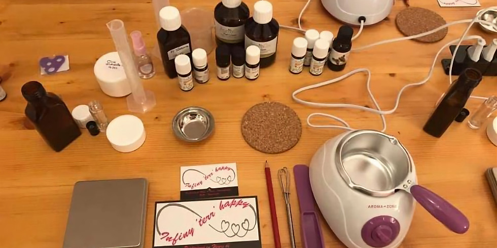 Atelier La Magie des Huiles Essentielles de l'Hiver