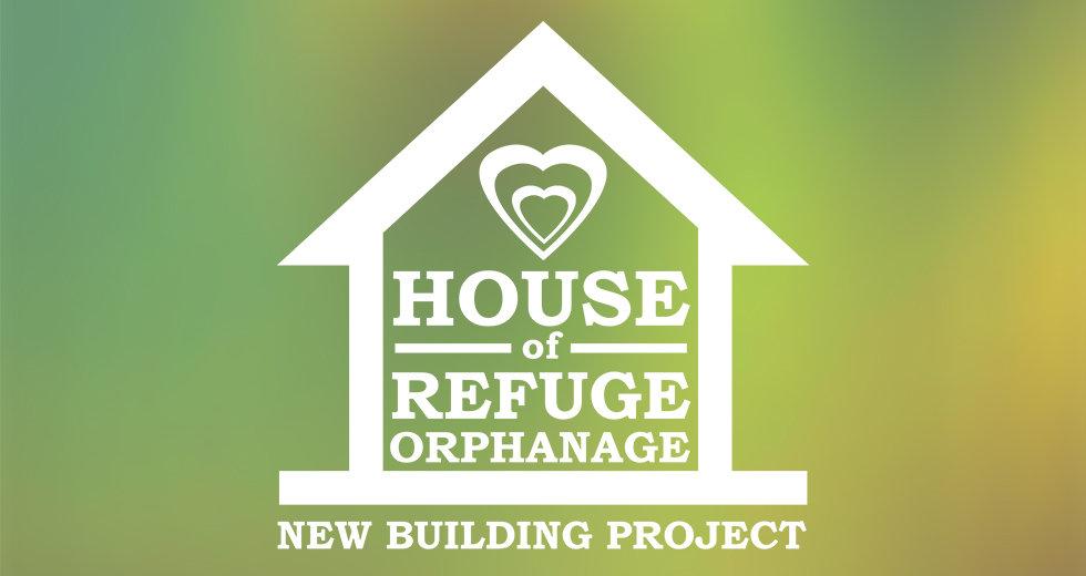 Make A House Of Refuge Orphanage Building Donation