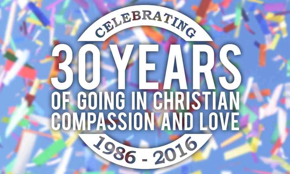 """Celebrating 30 Years of """"GO""""ing"""